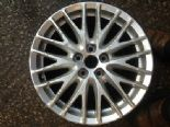 "2011 FORD FOCUS GENUINE 17"" MULTI SPOKE ALLOY WHEEL SILVER BM5J-1007-DB"